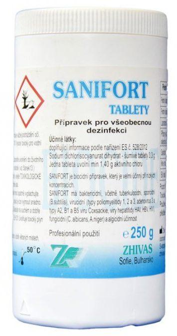 SANIFORT tablety